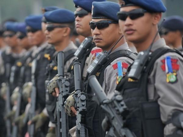 Indonesien nimmt zwei Verdächtige vor dem ASIAD 2018 fest - ảnh 1