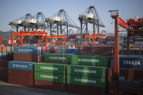 USA kündigt den Termin für neue Zölle gegen Waren aus China an - ảnh 1