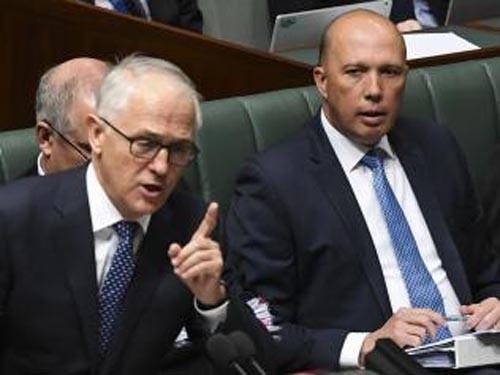 Zahlreiche australische Minister wollen zurücktreten - ảnh 1