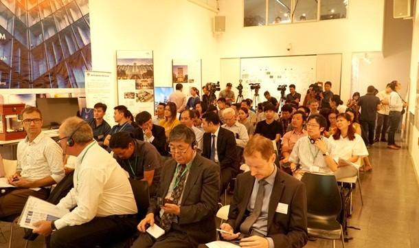 Eröffnung der Woche der energieeffizienten Gebäude Vietnam 2018 - ảnh 3