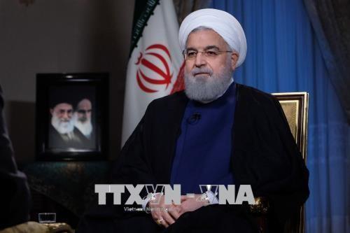 Iran bekräftigt die nationalen Kräfte - ảnh 1