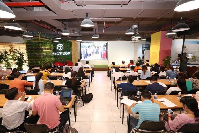 Anwerbung der in-und ausländischen Kräfte für Start-Up in Vietnam - ảnh 1