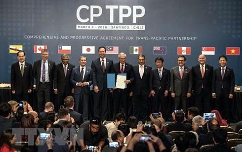 Das australische Repräsentantenhaus verabschiedet CPTPP - ảnh 1