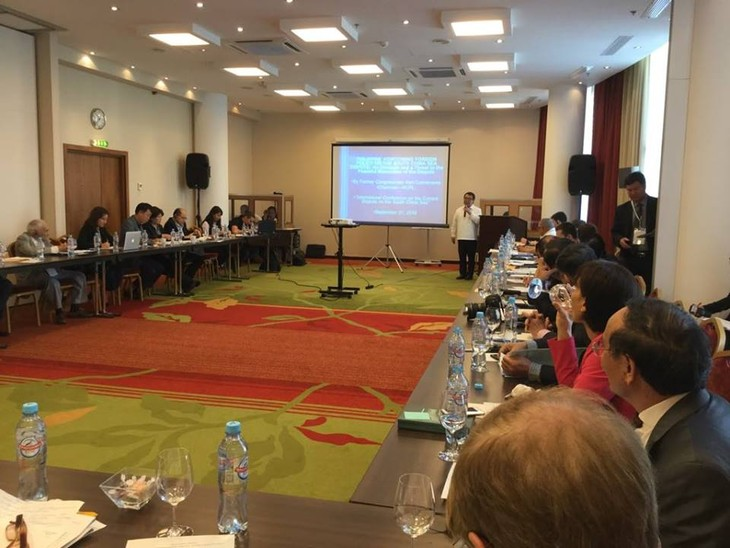 Seminar: Lage im Ostmeer –realisierbare Maßnahmen zur Streitbeilegung - ảnh 1