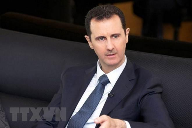 Syriens Präsident: Alle Gebiete der Rebellen werden unter Kontrolle der Regierung stehen - ảnh 1