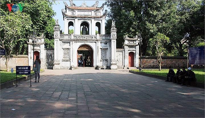 Zehn eindrucksvolle Sehenswürdigkeiten in Hanoi - ảnh 3