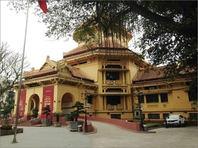 Zehn eindrucksvolle Sehenswürdigkeiten in Hanoi - ảnh 6