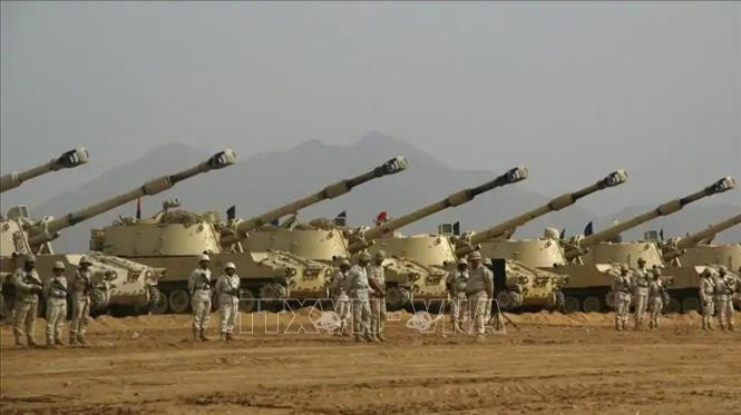 EU ruft zu Waffenembargo gegen Saudi Arabien auf  - ảnh 1