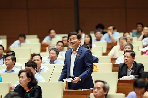 Die Erneuerung in der Fragestunde des Parlaments überzeugt die Bürger - ảnh 1