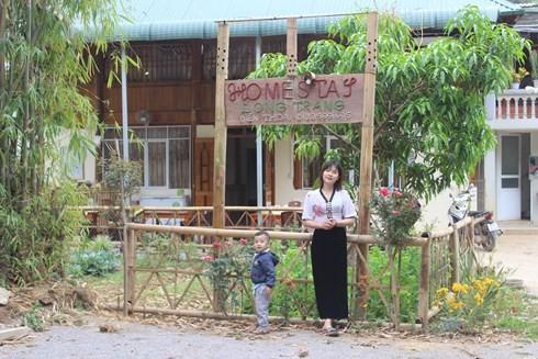 Authentischer Tourismus in Chieng Xom - ảnh 1