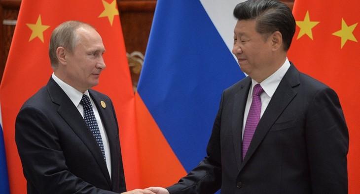 Russland und China wollen die bilateralen Beziehungen vertiefen - ảnh 1