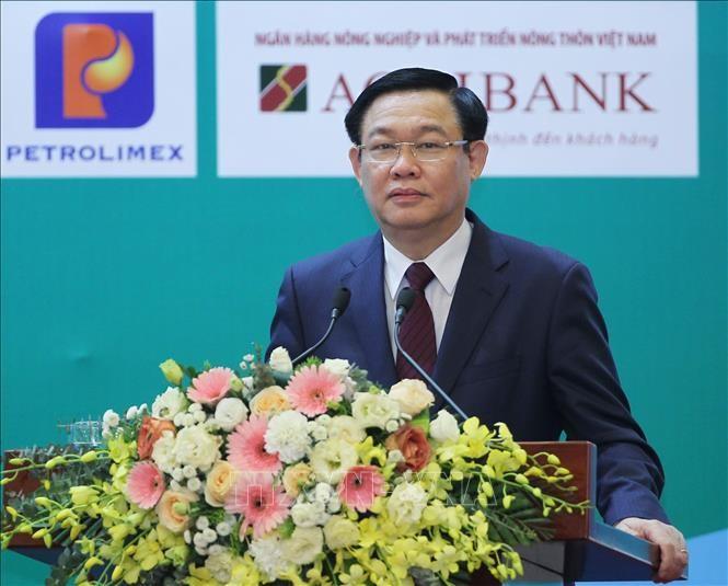 Vuong Dinh Hue: Anpassung an Protektionismus bei der Integration - ảnh 1