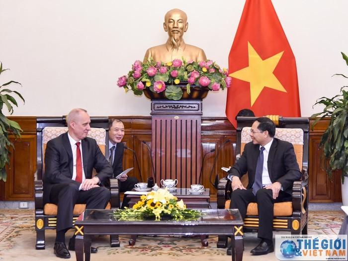 Vietnam und Weißrussland wollen die Zusammenarbeit intensivieren - ảnh 1