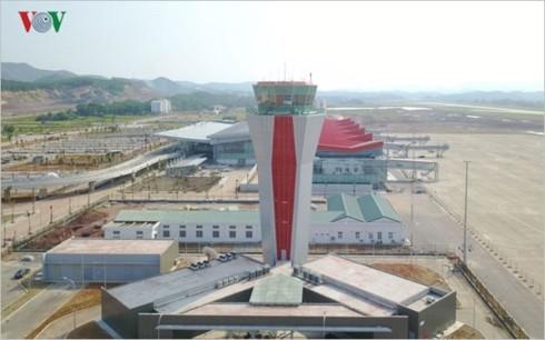 Zahlreiche Sonderangebote vom internationalen Flughafen Van Don seit 2019 - ảnh 1