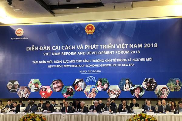 Vietnam befindet sich in der Blütezeit für grundsätzliche Reformen - ảnh 1