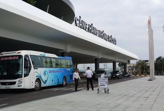 Binh Dinh wird Anfang 2019 den ersten internationalen Flug öffnen - ảnh 1
