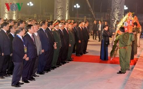 Feier zur Gründungstag der vietnamesischen Volksarmee - ảnh 1
