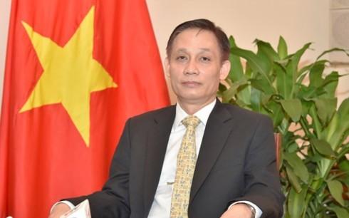 Als UNCITRAL-Mitglied engagiert Vietnam sich aktiv für internationales Handelsrecht - ảnh 1