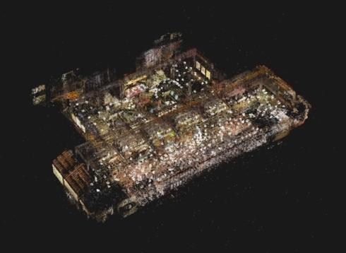 Das Zentrum zur Bewahrung der Zitadelle von Hue arbeitet mit digitalisierten Daten - ảnh 1