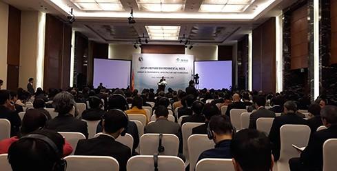 Seminar über Infrastruktur und Umwelttechnologie zwischen Vietnam und Japan - ảnh 1