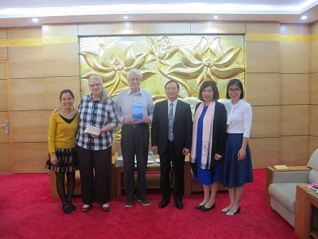 Die treuen Freunde des vietnamesischen Volks - ảnh 1