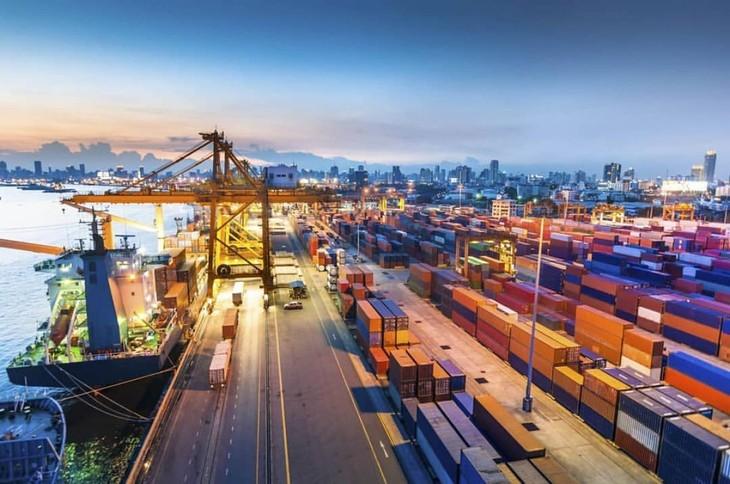 Das Handelsvolumen zwischen Vietnam und den USA ist stark gestiegen - ảnh 1
