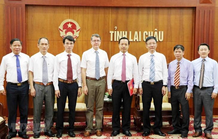 Verstärkung der Zusammenarbeit zwischen der Provinz Lai Chau und den österreichischen Provinzen - ảnh 1