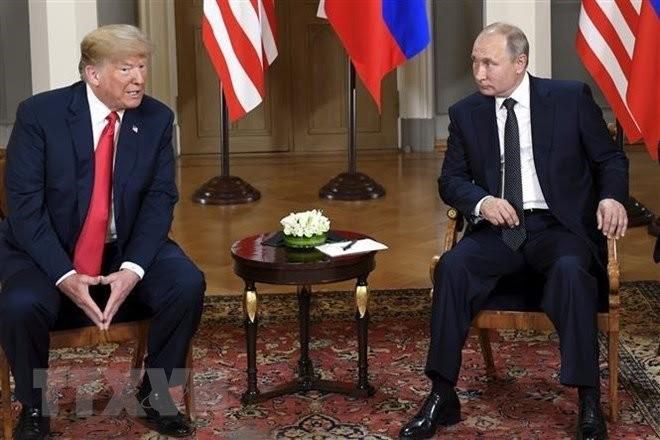 Russlands Präsident schließt ein Treffen mit Donald Trump beim G-20-Gipfel nicht aus - ảnh 1