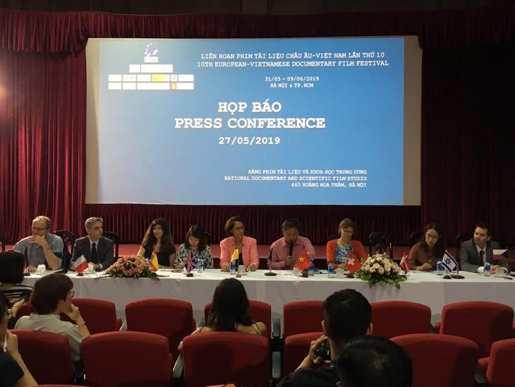 10. europäisch-vietnamesisches Dokumentarfilmfestival in Vietnam - ảnh 1