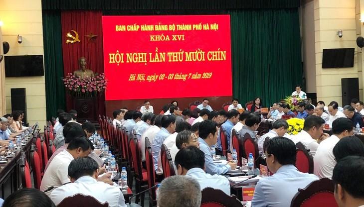 Hanoi will den wichtigen Aufgaben gerecht werden - ảnh 1