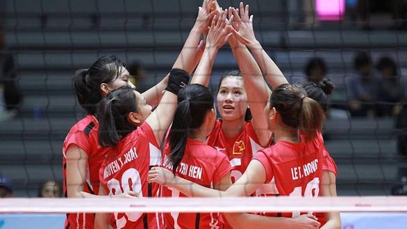 Vietnam veranstaltet die asiatische U23-Frauen-Volleyball-Meisterschaft - ảnh 1