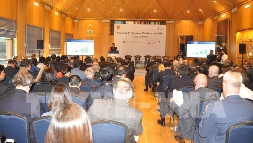 Konferenz zur Investitionsförderung gewinnt die Aufmerksamkeit ausländischer Investoren in London - ảnh 1