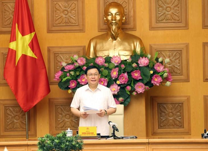 Vize-Premierminister: Die Privatisierung der staatlichen Unternehmen soll schnell sein - ảnh 1