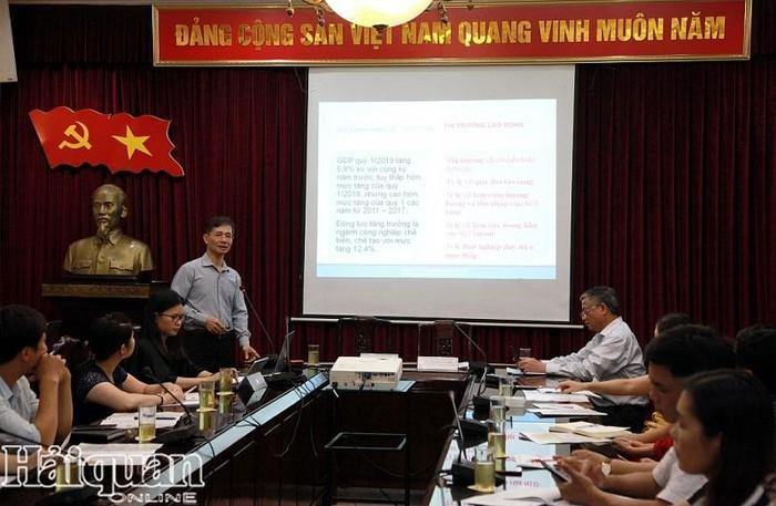 Arbeitsmarkt in Vietnam macht Fortschritte  - ảnh 1