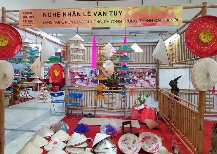 Hanoi: Kristallisation der vietnamesischen Handwerksdörfer  - ảnh 1
