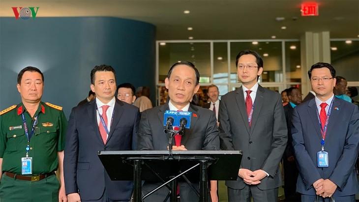 Vietnam – 24 Jahre mit dem gemeinsamen Haus der ASEAN - ảnh 1