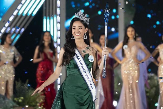 Luong Thuy Linh zur Miss World Vietnam 2019 gekürt - ảnh 1