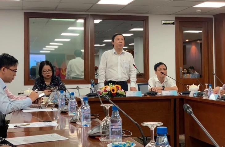 Der Preis für Informatik und Medien in Ho-Chi-Minh-Stadt - ảnh 1