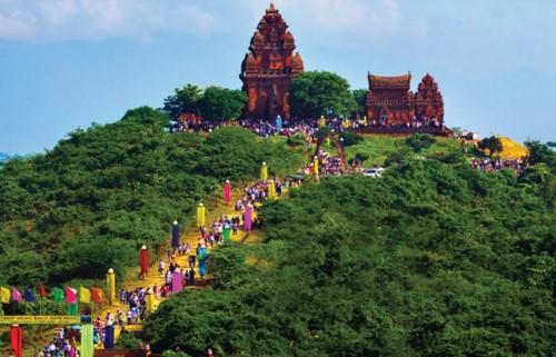 """Ausstellung """"Die Kulturfarbe Vietnams"""" in Phu Yen - ảnh 1"""