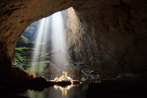 Telegraph : la grotte Son Doong dans le top 11 meilleures destinations du monde - ảnh 1