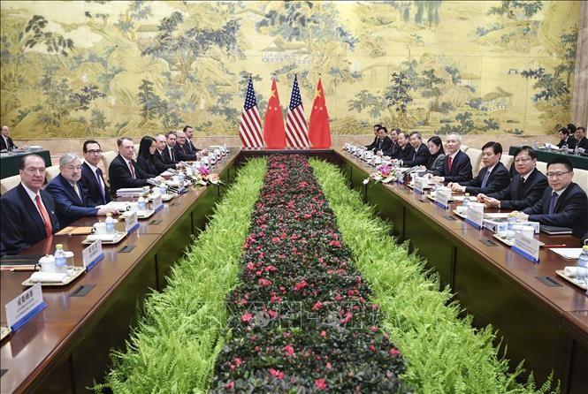 """Les négociations Chine/USA avancent """"extrêmement bien""""  - ảnh 1"""