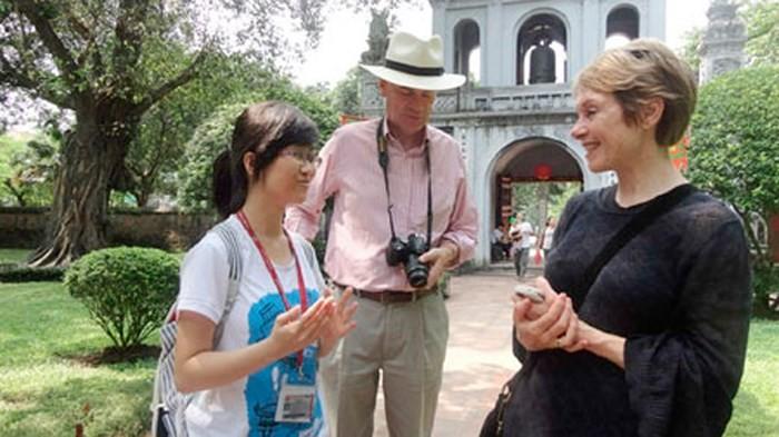Des ambassadeurs culturels de Hanoï - ảnh 1