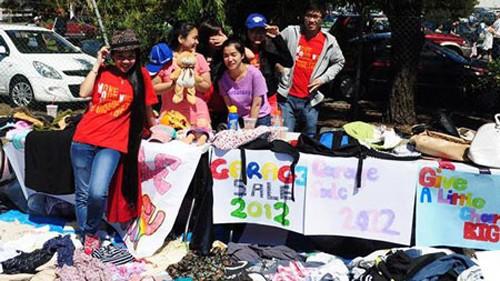 Du học sinh Việt Nam tại Australia góp quỹ từ thiện hướng về quê hương  - ảnh 1