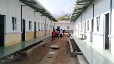 Khánh thành Nhà nội trú Trường THCS Mường Lý  - ảnh 1