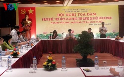 Các địa phương tổ chức nhiều hoạt động kỷ niệm 125 năm Ngày sinh Chủ tịch Hồ Chí Minh  - ảnh 1