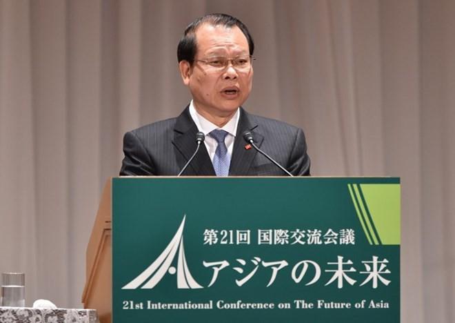 Nhật Bản cam kết thúc đẩy hợp tác nông ngư nghiệp với Việt Nam  - ảnh 1