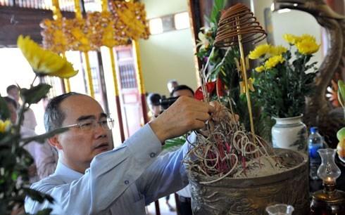 Hoạt động kỷ niệm 100 năm ngày sinh Tổng Bí thư Nguyễn Văn Linh  - ảnh 1