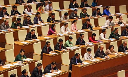 Депутаты одобрили резолюцию о программе надзорной деятельности парламента на 2016 год - ảnh 1
