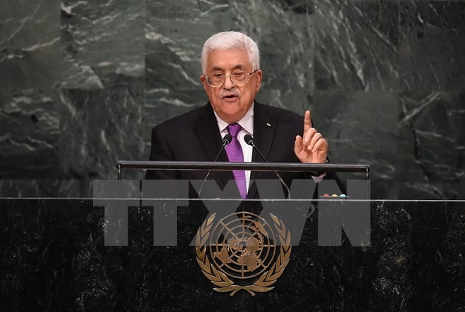 Махмуд Аббас призвал ООН защитить палестинский народ - ảnh 1