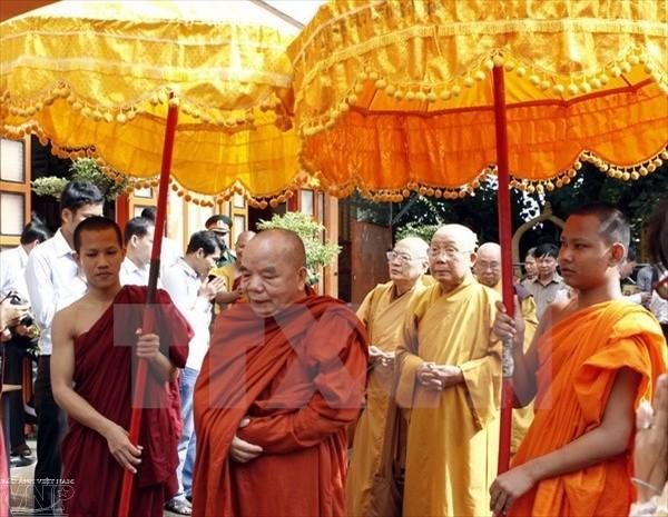 В провинции Чавинь прошла встреча, посвященная празднику Шене Долта - ảnh 1